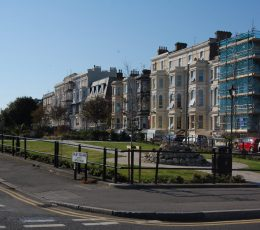 image of Dalby Square gardens
