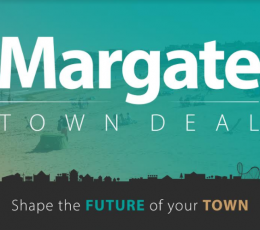 To support public engagement of Margate Town Deal