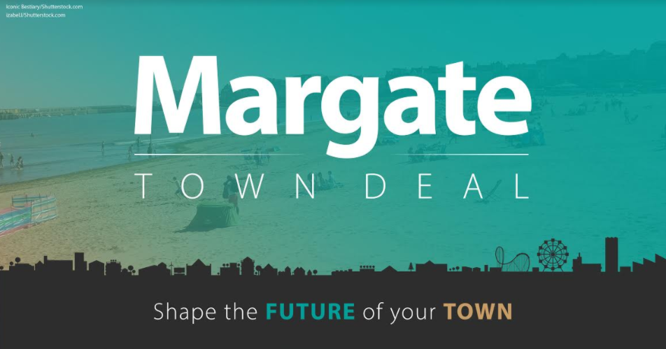 Margate to receive £22.2m from Government's Towns Fund