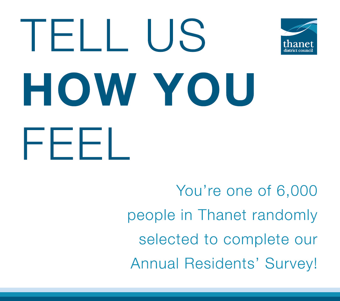 Launch of Annual Residents' Survey