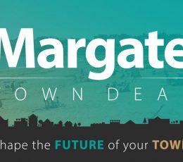 Margate Town Deal logo