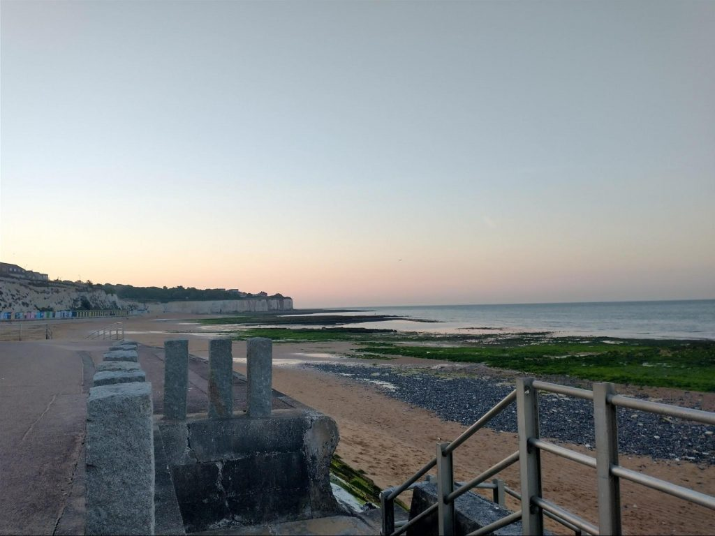 A beautiful and clean Stone Bay left behind our successful PSPO day.