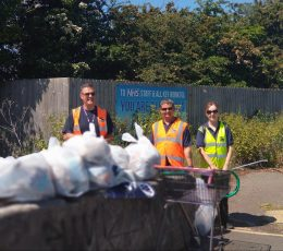 The Great British Spring Clean team